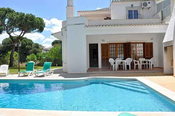 Sommerhus i Vilamoura