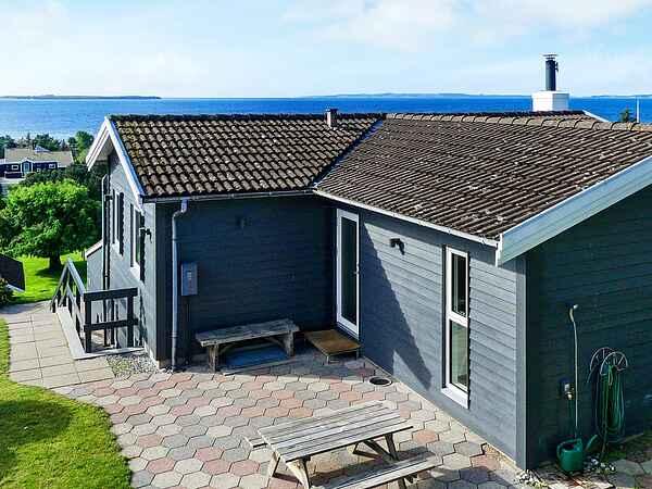 Sommerhus ved Ebeltoft Strand
