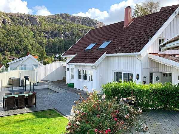 Sommerhus i Lindal