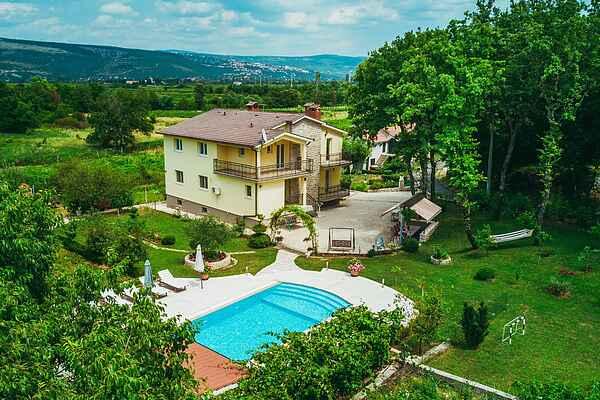 Sommerhus i Lokvičići