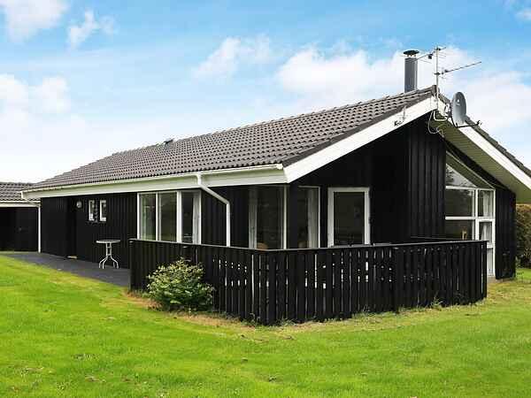 Sommerhus ved Lønstrup Strand