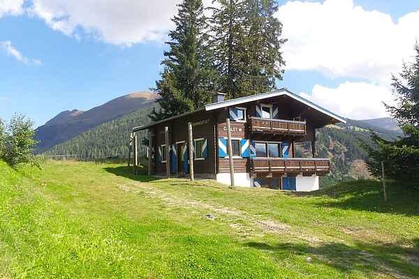Sommerhus i Wald im Pinzgau