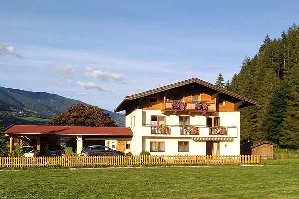 Semesterbostad i Hollersbach im Pinzgau