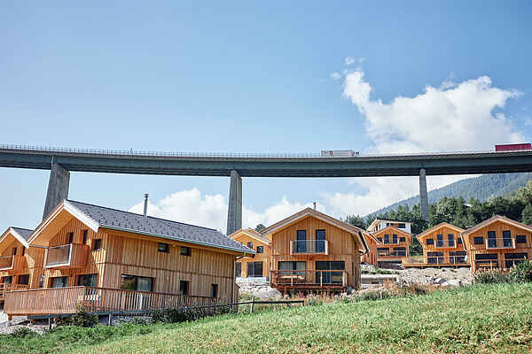 Hytte i Steinach am Brenner