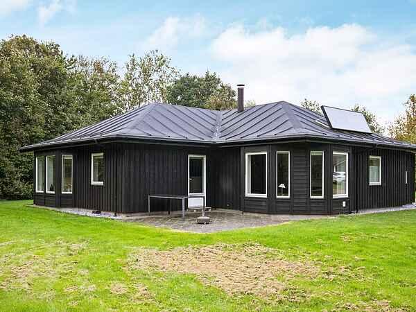 Sommerhus i Ålbækparken