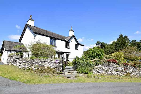 Holiday home in Skelwith Fold