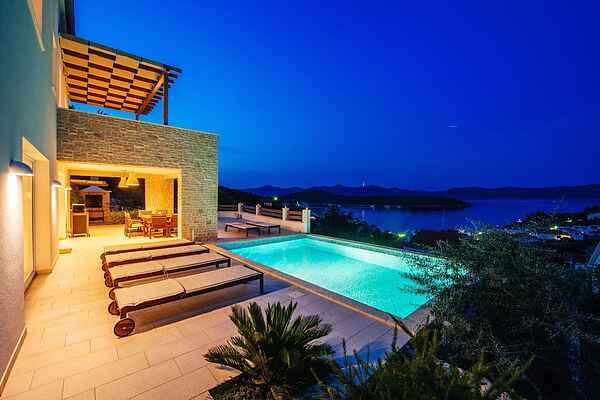 Villa i Zadar