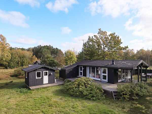 Maison de vacances au Østerby