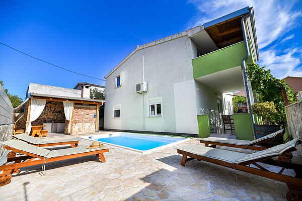 Sommerhus i Zadar