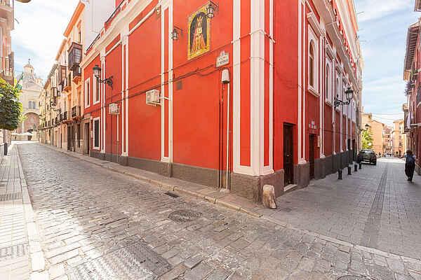 Apartment in Realejo-San Matias