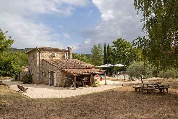 Villa i Malarce-sur-la-Thines