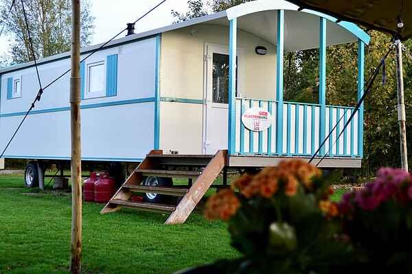 Mobile home i South Holland