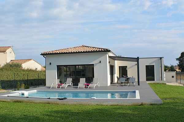 Villa i Cabannes