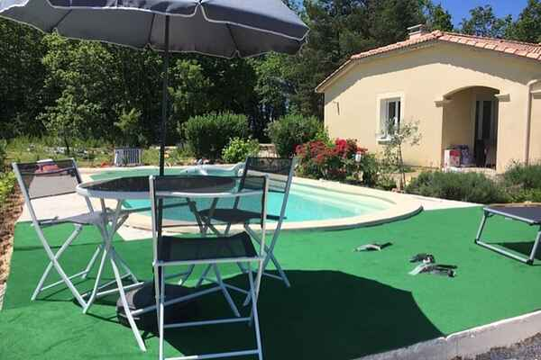 Villa in Saint-Caprais