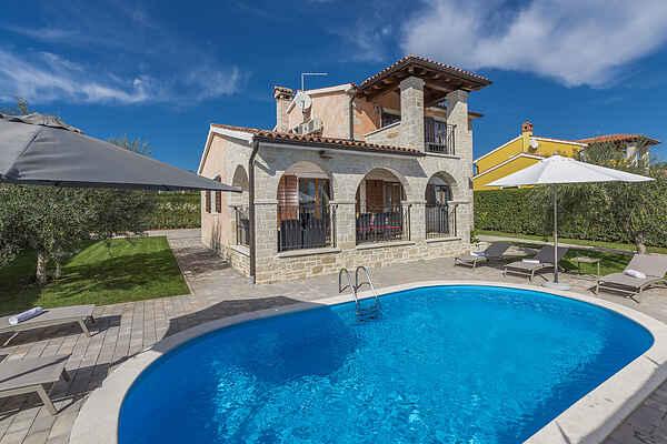 Villa i Poreč