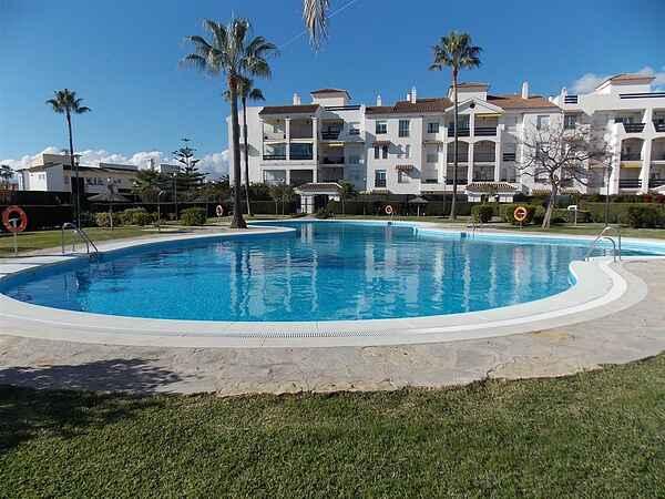 Strand lejlighed Marbella.