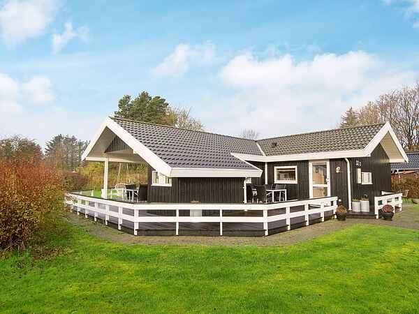 Sommerhus i Kvie Sø