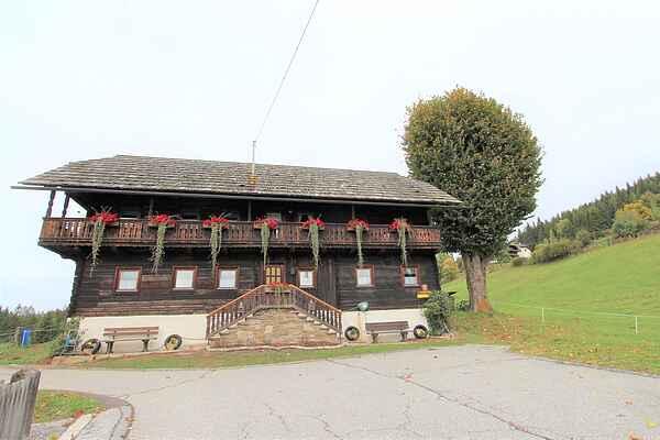 Farm house in Fresach