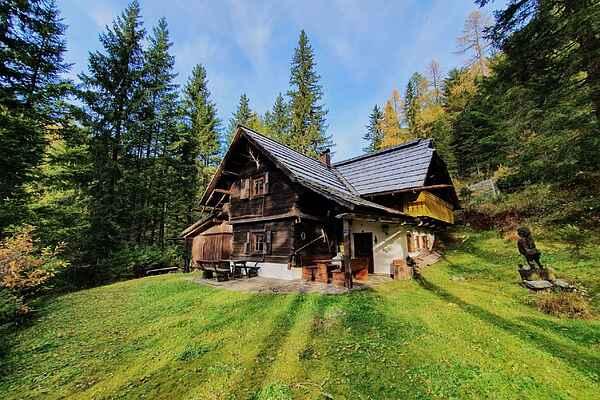 Hytte i Sankt Oswald