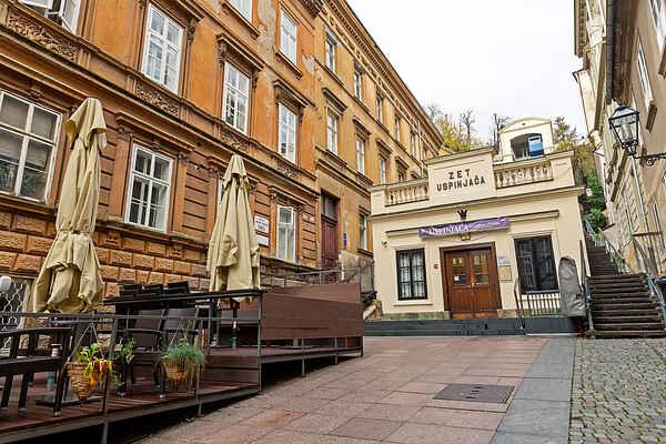 Ferielejlighed i Zagreb