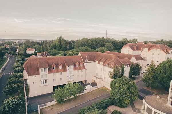 Apartment in La Roche-Posay
