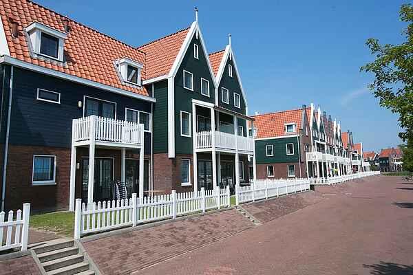 Sommerhus i Volendam