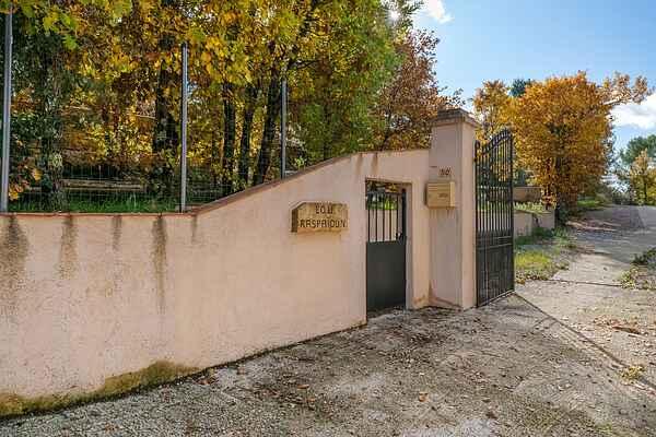 Villa i Fox-Amphoux