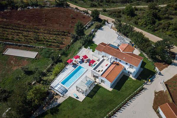 Villa i Svetvinčenat