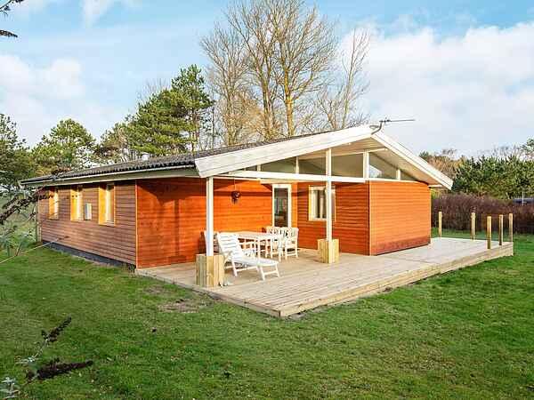 Sommerhus i Overby Lyng