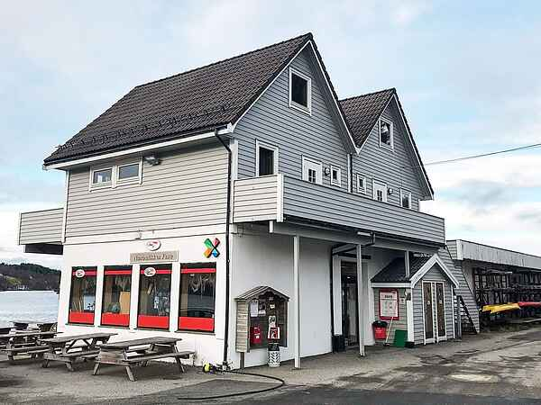 Sommerhus i Alver