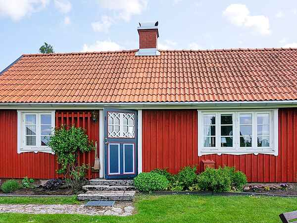 Sommerhus i Skara Ö