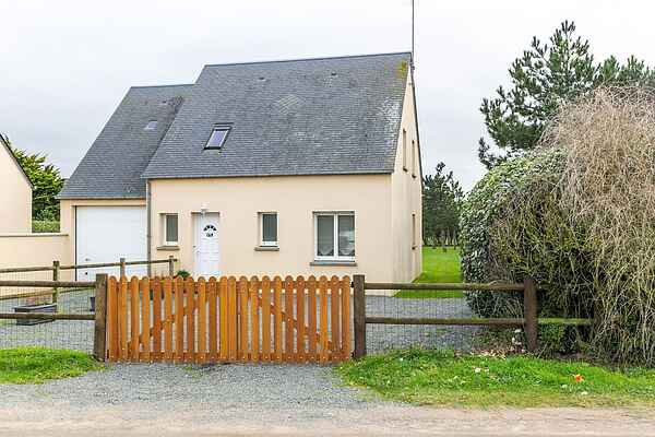 Holiday home in Geffosses
