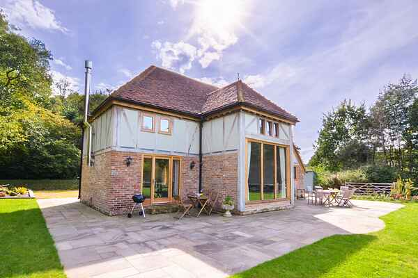 Holiday home in Three Oaks