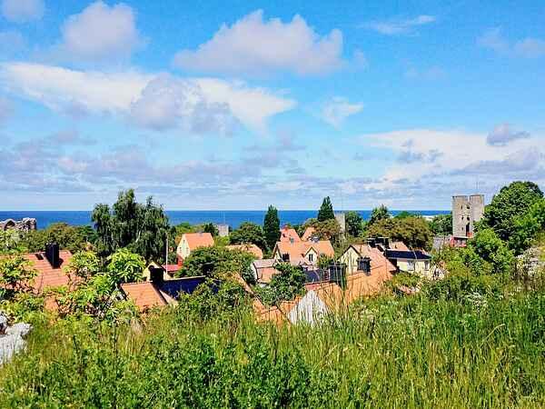 Sommerhus i Bingeby-Österby