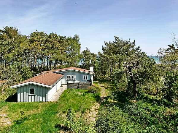 Ferienhaus am Snogebæk Strand