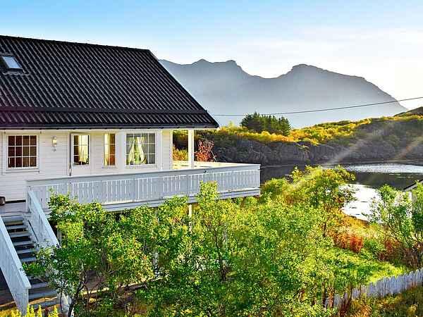 Maison de vacances au Ballstad