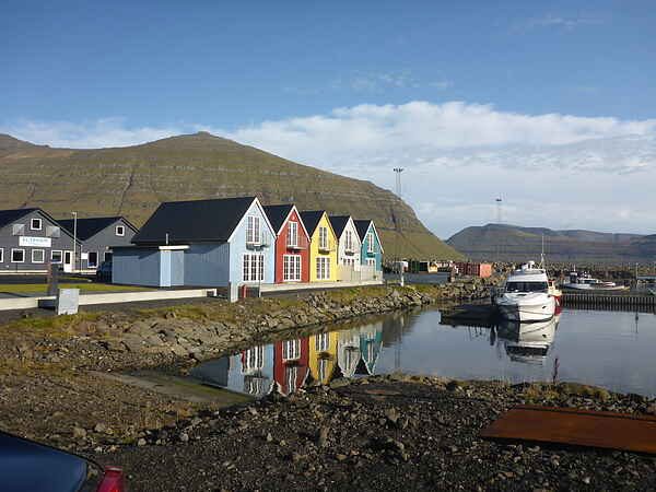 Apartment in Leirvík