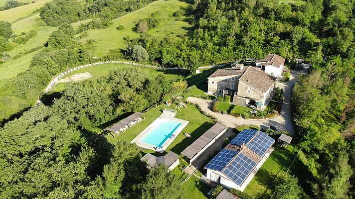 Farmhaus in Pergine Valdarno