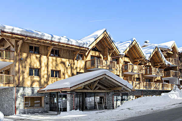 Ferielejlighed i Les Houches