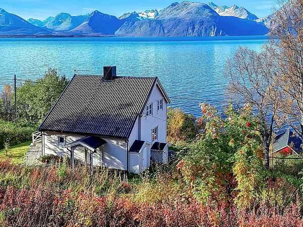 en Kåfjord Municipality