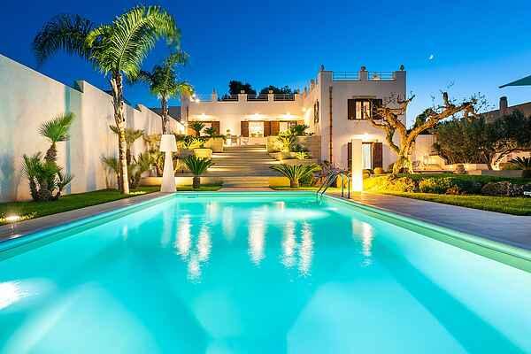 Villa i Marausa