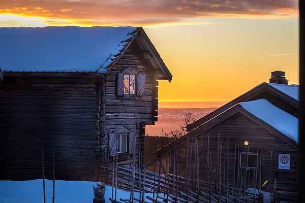 Landhaus in Orsa V