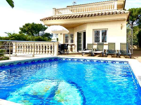 Villa Sandalia- Costa Brava, España