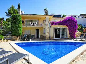 Villa Bequia - Costa Brava, Lloret de Mar. Spanien