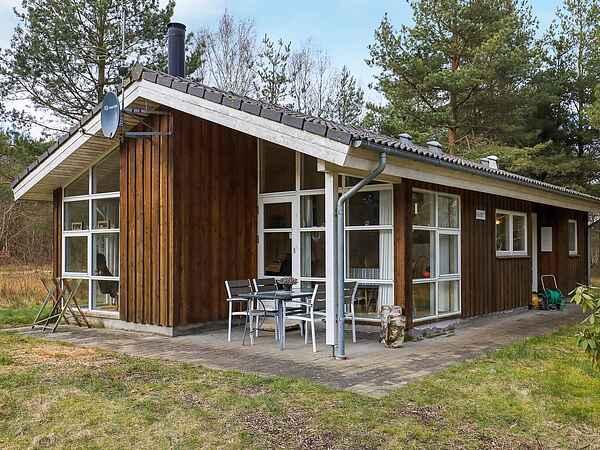 Sommerhus ved Lyngså Strand