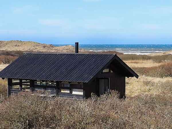 Sommerhus ved Tversted Strand