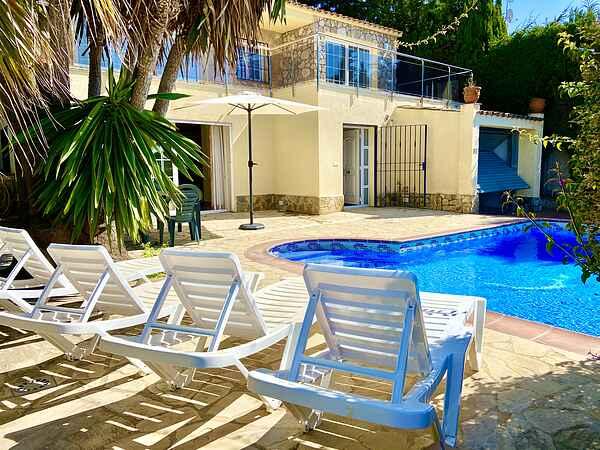 Villa Fischet - Costa Brava, Spain