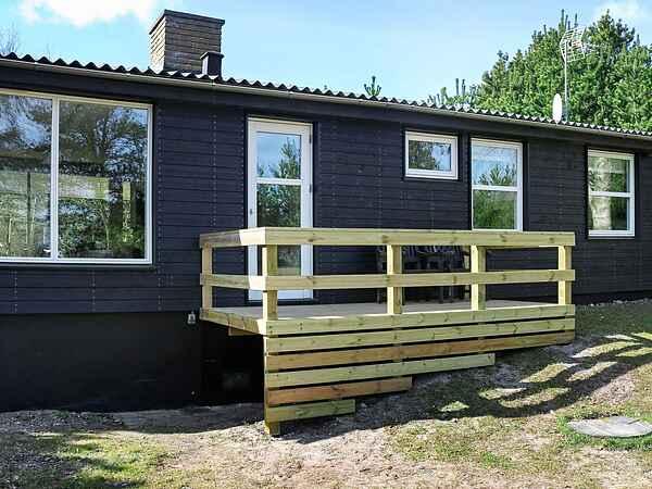 Sommerhus ved Als Odde Strand