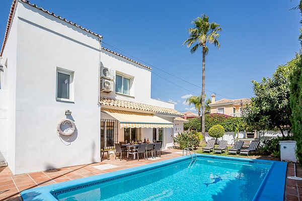 Villa i Marbella