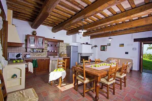 Villa in Apecchio